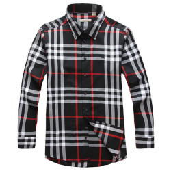 Burberry Shirts for Men's Burberry Long-Sleeved Shirts #996512