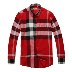 Burberry Shirts for Men's Burberry Long-Sleeved Shirts #996516