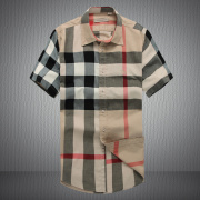 Burberry Shirts for Women's Burberry Short-Sleeved Shirts #996527