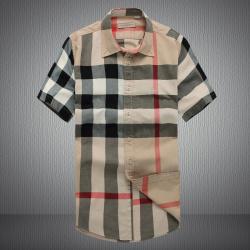 Bub*ry Shirts for Women's Bub*ry Short-Sleeved Shirts #996527