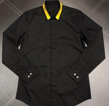 Fendi Shirts for Fendi Long-Sleeved Shirts for men #99913265