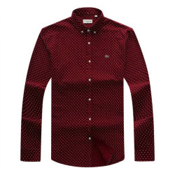 LACOSTE Shirts for Men's LACOSTE  Long Sleeved Shirts #9125397