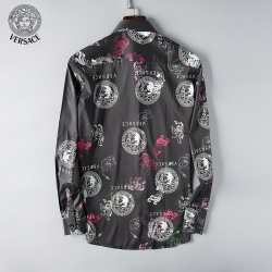 Versace 2018 Long-Sleeved Shirts for men #9111459