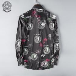 Ve*sace 2018 Long-Sleeved Shirts for men #9111459