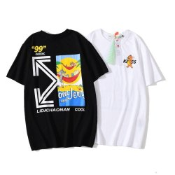 OFF WHITE T-Shirts for MEN #99904726