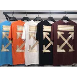 OFF WHITE T-Shirts for MEN Women European size #99904912