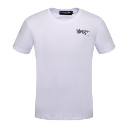 Balenciaga Men's white T-shirts #9106344
