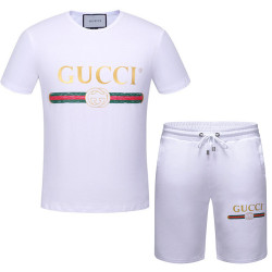 Gucci Tracksuits for Gucci short tracksuits for men #996493