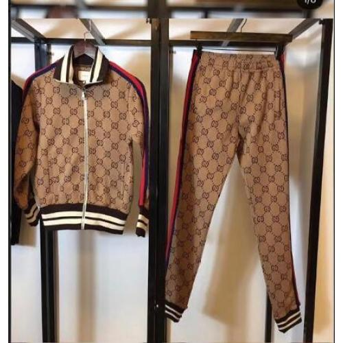 Gucci Tracksuits for Men's long tracksuits #9126461