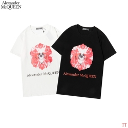 Alexander McQueen T-shirts for men and women #99905514