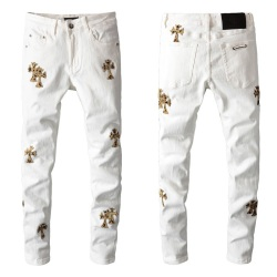 Chrome Hearts Jeans for Men #99908809