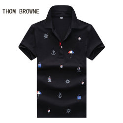 THOM BROWNE Shorts-Sleeveds Shirts For Men #99896202