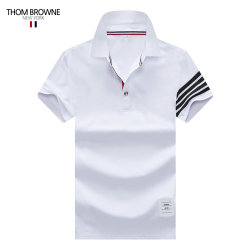 THOM BROWNE Shorts-Sleeveds Shirts For Men #99896204