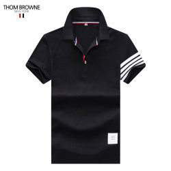 THOM BROWNE Shorts-Sleeveds Shirts For Men #99896205