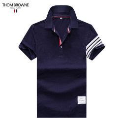 THOM BROWNE Shorts-Sleeveds Shirts For Men #99896206