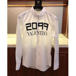 VALENTINO Shirts for VALENTINO Long-Sleeved Shirts for men #99905214