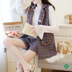 Chanel Horse clip shirt half-length skirt Women's Tracksuits #9126151