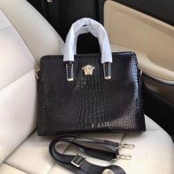 Men's Versace AAA+office bags  #9123301