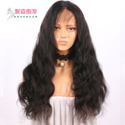 New product explosions Europe and America wigs women's front lace chemical fiber long curly hair wig set factory spot wholesale  LS-052 #9116435