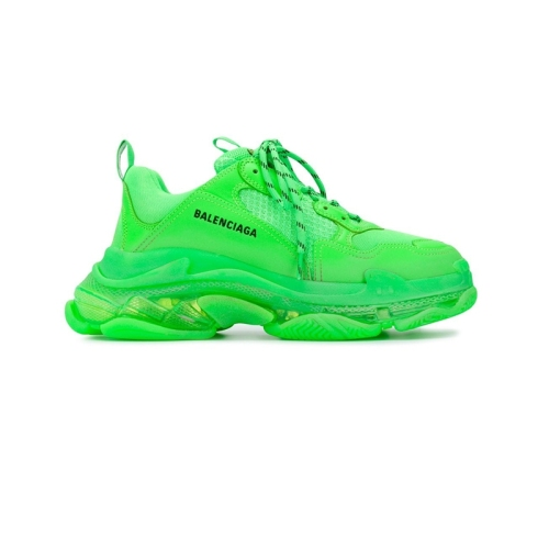 Balenciaga Unisex Shoes 1:1 best quality 19SS Triples green air cushion shoes #9121718