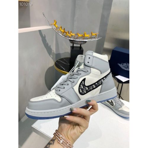 Discount Dior and Nike Shoes for men and women High-Top Sports Shoes #99898610