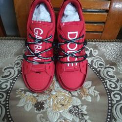 Dolce & Gabbana Unisex Shoes #99897043