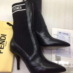 Fendi shoes for Fendi Boot for women #9128474
