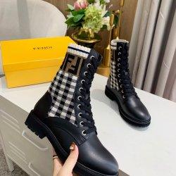 Fendi shoes for Fendi Boot for women #99903090