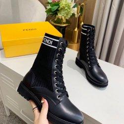 Fendi shoes for Fendi Boot for women #99903091