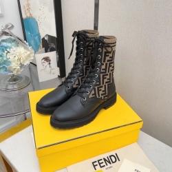 Fendi shoes for Fendi Boot for women #99910898