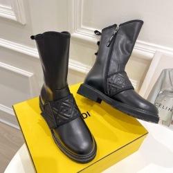 Fendi shoes for Fendi Boot for women #99912155
