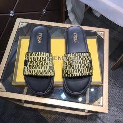 Fendi shoes for Fendi Slippers for men #99904953