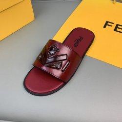 Fendi shoes for Fendi Slippers for men #99909005
