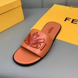 Fendi shoes for Fendi Slippers for men #99909009