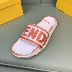 Fendi shoes for Fendi Slippers for men #99909022