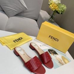 Fendi shoes for Fendi slippers for women #99902700