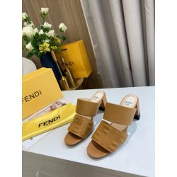 Fendi shoes for Fendi slippers for women #99902705