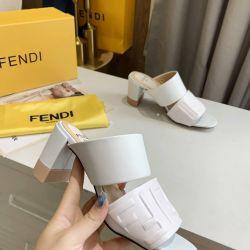 Fendi shoes for Fendi slippers for women #99902706