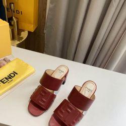 Fendi shoes for Fendi slippers for women #99902707