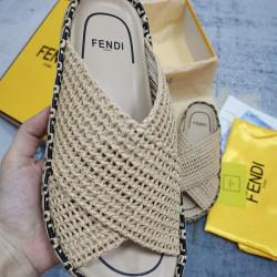 Fendi shoes for Fendi slippers for women #99910059