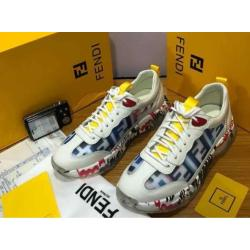 Fendi shoes for Men's Fendi Sneakers #9131185