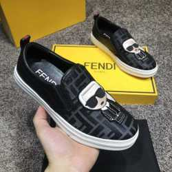 Fendi shoes for Men's Fendi Sneakers #99906192