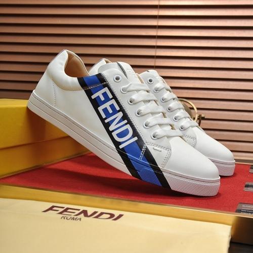 Fendi shoes for Men's Fendi Sneakers #99908747