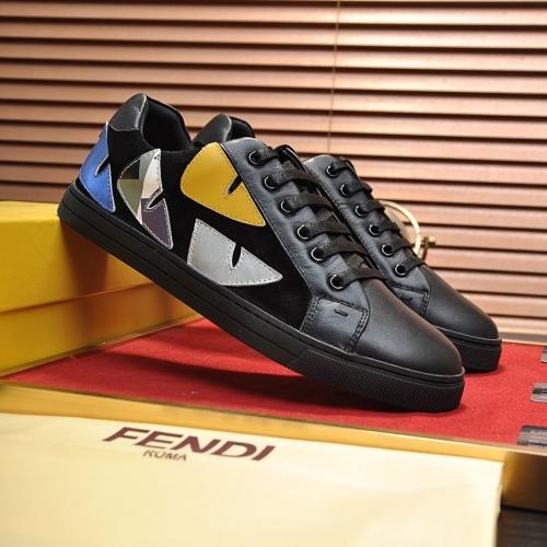 Fendi shoes for Men's Fendi Sneakers #99908750