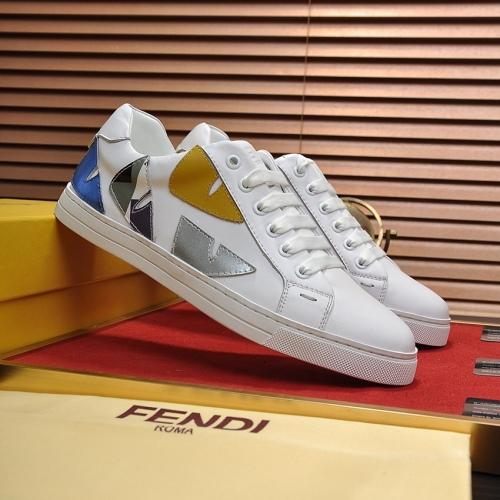 Fendi shoes for Men's Fendi Sneakers #99908751