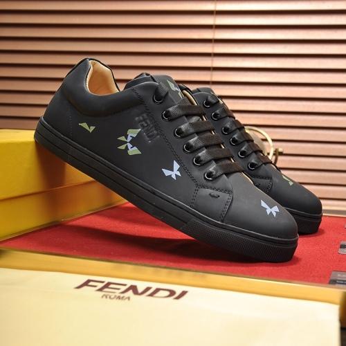 Fendi shoes for Men's Fendi Sneakers #99908752