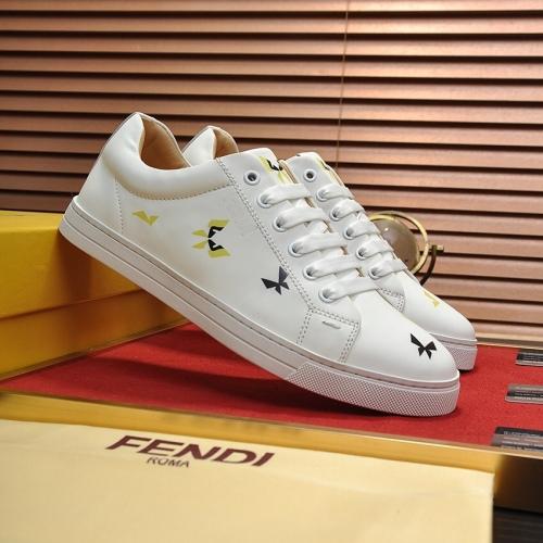 Fendi shoes for Men's Fendi Sneakers #99908753