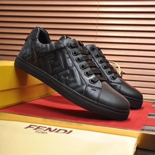 Fendi shoes for Men's Fendi Sneakers #99908754