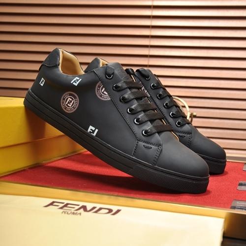 Fendi shoes for Men's Fendi Sneakers #99908756