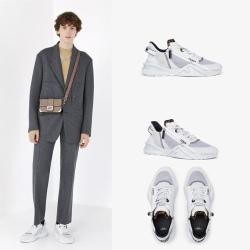 Fendi shoes for Men's Fendi Sneakers #99912236